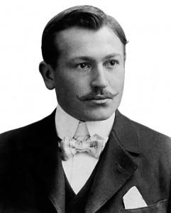 Hans Wilsdorf, grundare Rolex, SA.